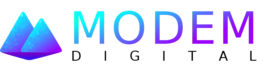 Modem Digital logo