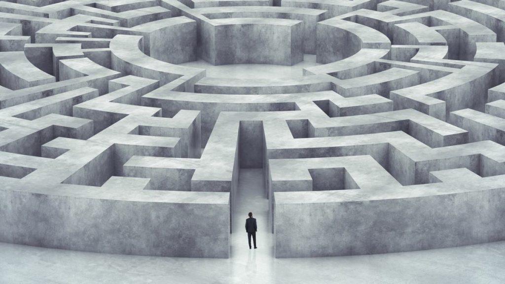 Maze of Digital Marketing